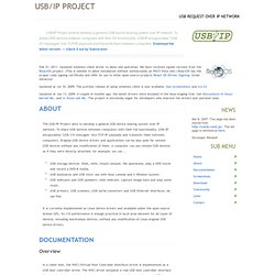 USB/IP Project