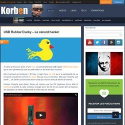 USB Rubber Ducky - Le canard hacker
