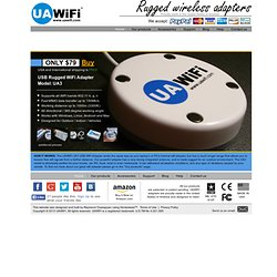 USB WiFi Adapter | UAWIFI UA3