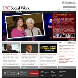 USC | School of Social Work