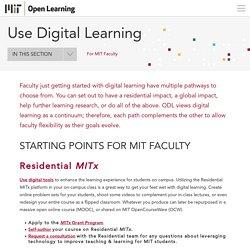 Use Digital Learning