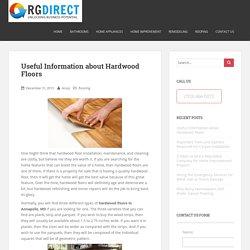 Hardwood Flooring Service in Annapolis MD