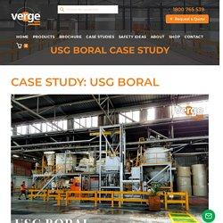 USG Boral Case Study