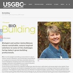 Bio Building