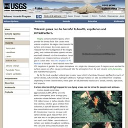 USGS: Volcano Hazards Program