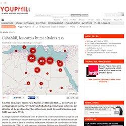 Ushahidi, les cartes humanitaires 2.0