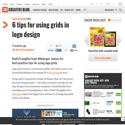 6 tips for using grids in logo design