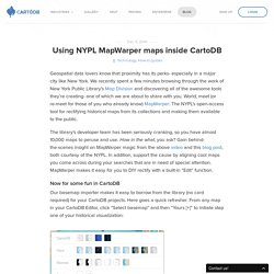 Using NYPL MapWarper maps inside CartoDB — CartoDB Blog