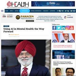 Using AI in Mental Health: the Way Forward