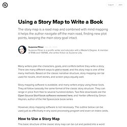 Using a Story Map to Write a Book: Method Based on the Classic Narrative Structure in Novel Writing