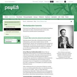14 syytä: Miksi uskomme yksisarvisvalmentajaa? - Suomen Psykologiliitto ry