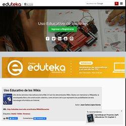 Uso Educativo de los Wikis