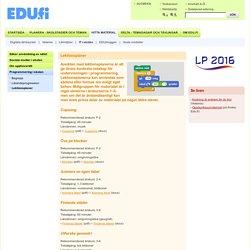 Utbildningsstyrelsen - Lektionsplaner