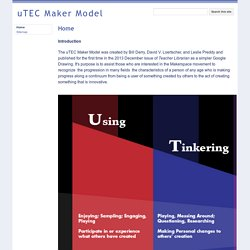 uTEC Maker Model