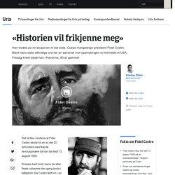 «Historien vil frikjenne meg» - NRK Urix - Utenriksnyheter og -dokumentarer