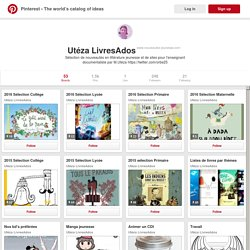 Utéza LivresAdos on Pinterest