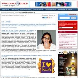 LU Utile ! entretien avec Clémence Blanc