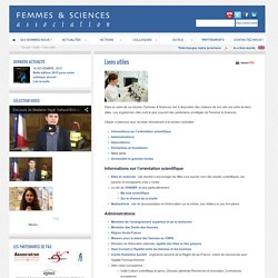 Association Femmes & Sciences