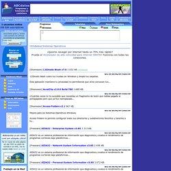 Programas gratis para Windows Utilidades Sistemas Operativos