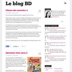 Un blog utilisant Les Carnets de madmoiZelle.com