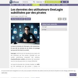 Les données des utilisateurs OneLogin subtilisées par des pirates
