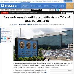 Les webcams de millions d'utilisateurs Yahoo! sous surveillance#xtor=AL-155