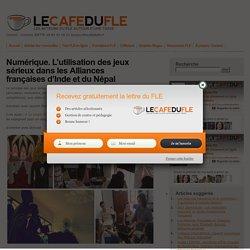 Numérique. L'utilisation des jeux sérieux dans les Alliances françaises d'Inde et du Népal