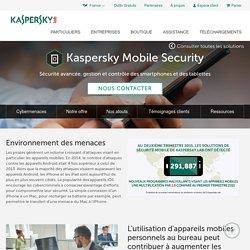 Sécurité lors de l'utilisation des appareils mobiles personnels au bureau