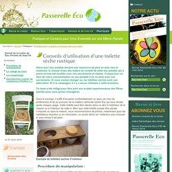 PhytoEpuration et gestion écologiqu - Conseils d'utilisation d'une