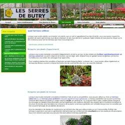 Conseils sur le choix et l'utilisation de terreau pour le rempotage ou la plantation de vos plantes et fleurs