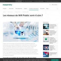 Conseil d'utilisation sécurisée du Wifi public