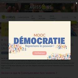Utiliser la Communication Non Violente dans un groupe