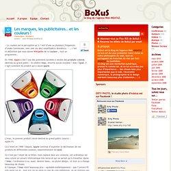 L'art d'utiliser les couleurs dans la publicité : Apple, Sony, Volvo... Publicité et Couleurs - BoXuS