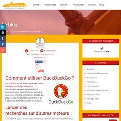 Comment utiliser DuckDuckGo ?