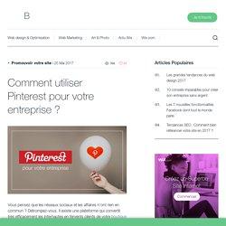Comment utiliser Pinterestpourvotre entreprise? - Wix.com