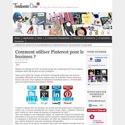 Comment utiliser Pinterest pour le business ?
