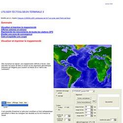 Utiliser Tri_GPS en classe de Première et Terminale S