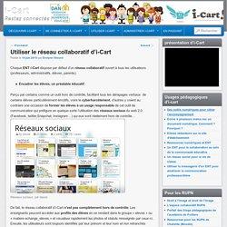 Utiliser le réseau collaboratif d'i-Cart