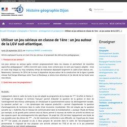 Un exemple de séance avec tutoriels et retour d'expérience (ac-Dijon)
