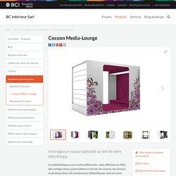 Utilisez le Cocoon Lounge pour créer une zone spécifique
