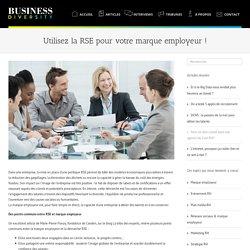 Utilisez la RSE pour votre marque employeur ! - Business Diversity