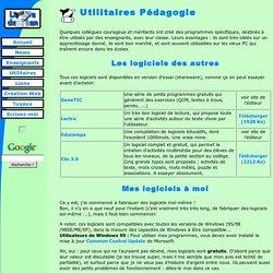Utilitaires - Pédagogie