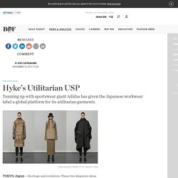 Hyke's Utilitarian USP