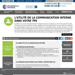 L'utilité de la communication interne dans votre TPE
