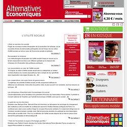 L'utilité sociale n°011 Septembre 2003