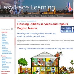 Housing Services & Repairs