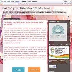 DocentesConectadosUsodedispositivosmóvilesneelaula Las TIC y su utilización en la educación : Ventajas y desventaja del uso de celulares en la educación