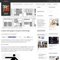 L'utilizzo delle griglie in Graphic e Web Design
