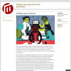 Globala utmaningar 2015 mah grundlärare