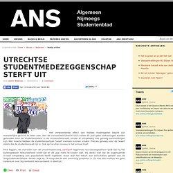 ANS: Utrechtse studentmedezeggenschap sterft uit